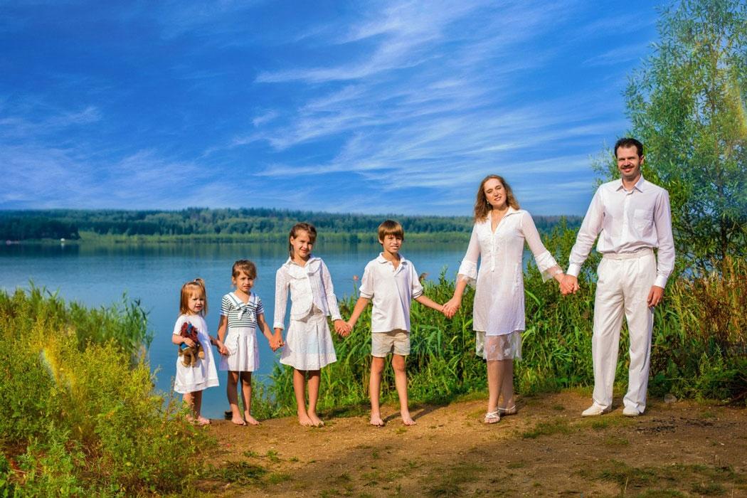 диво божье семьи наши фото восьмиугольные